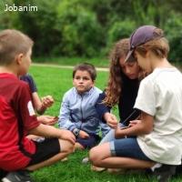 Animateur-trice pour reconnecter les enfants à la nature