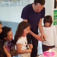 Intervenant anniversaires chez particuliers